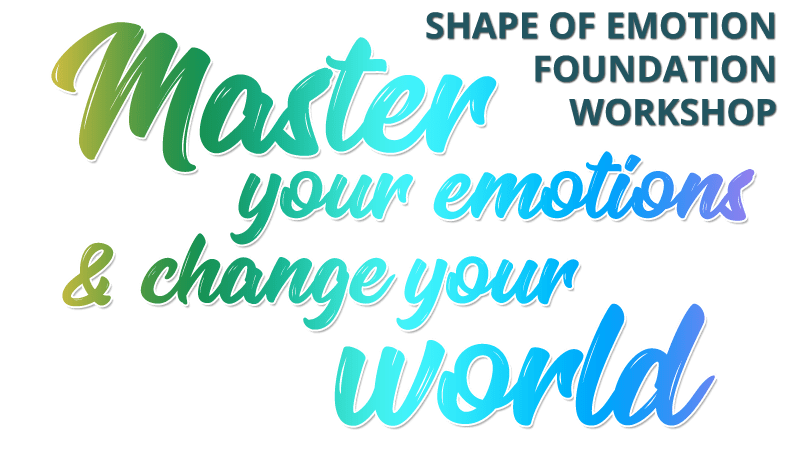 Master your emotions and change your world
